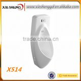 Automatical Sensor Urinals/ Wall Hung Mount Waterless Urinals/Hot Sale Mouth Shape Urinals Sensor Price