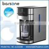 Hot selling stainless steel instant water kettle,electric water heater water dispenser with carbon filter