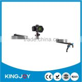 Kingjoy 100cm long aluminum Camera Track Dolly Slider Rail System