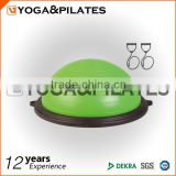 Balance trainer exercise ball