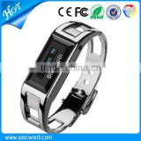 2014 new BW-10 smart watch Hands-free vibration reminder anti-lost wireless vibrating bluetooth bracelet