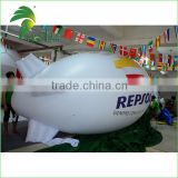 Outdoor PVC Custom Large Inflatable Blimp / Inflatable Helium Floating Advertising Balloon For Advertisemetn