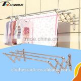2016 Hot Sale Ceiling Mounted Hanging Clothes Drying Rack