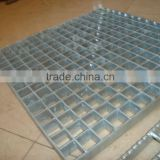 2015 low-carbon stainless flat chemical bar steel grating