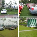 plastic driveway gravel grid, grass pavers for parking lot                                                                         Quality Choice