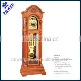 Extravagance grandfather clock with moon&earth carved clock face German made Hermle movement High quality MG2391HR