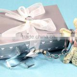 Choice Crystal Cross Key Chains used as Wedding Favor and Wedding Gift Wedding Souvenir