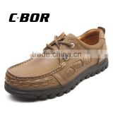 china popular style leather shoes men