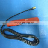 Yetnorson high gain 5db 433mhz Patch Antenna with 3m RG174 cable and SMA connector