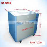 High quality GY G4060 600x400mm 50W60W100W offline support automatic lifting CO2 3d laser engraving machine