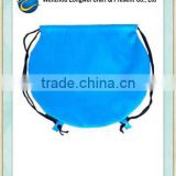 drawstring shopping bag/half round backpack shopping bag/polyester shopping bag                                                                         Quality Choice