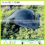 PC \ PMMA Dark brown plate dome skylight