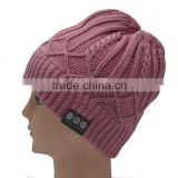 100% Pure Cashmere Newport bluetooth Beanie Multiple Colors