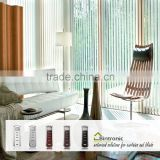 Bintronic Taiwan Smart Home Motorized Vertical Blinds Electric Curtain track Alloy Window Decoration