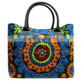 RTHHB-30 Attractive Look Gift For Ladies Uzbek Suzani Embroidered Tote Handbags / Hand bags India Wholesaler Manufacturers