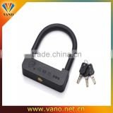 Whole saler good quality kinber K600B electronic bike alarm lock