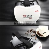 Wholesale Google cardboard VR BOX 2.0 Version VR Virtual Reality 3D video Glasses hot sex video player                                                                                         Most Popular