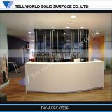 2014 salon reception desk TW best selling french reproduction desk salon reception desk cashier counter design