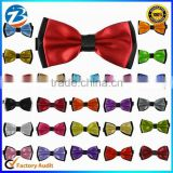 Top Fashion Unisex Satin Bow Ties 25 Colors Collection                                                                         Quality Choice