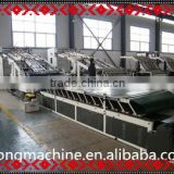 JL-1 Series Semi automatic machine for card paper flute laminating/automatic flute laminating carton making machine