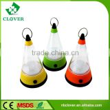 China christmas decoration tree shape light brightness led camping light for outdoor tent