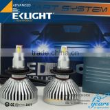 h7 h4 d1s d2s d3s d4s car led headlight separated driver led headlight 6v led auto bulbs