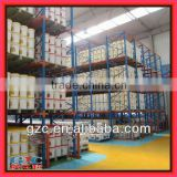 Warehouse Cargo Food Cold Storage Logistics Equipment High Density Drive in Rack Pallet Racking