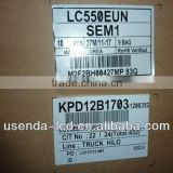Inquiry about 55 INCH lcd display module/TV replacement lcd screen LC550EUN-SEM1