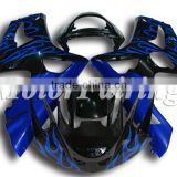 Fairing Kits for Kawasaki Ninja ZX6R 2003 2004 ZX 6R 03 04 ABS Injection mold zx6r 03 04 Body Kits Blue Black