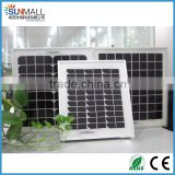 2016 Hot Sale Glass Solar Panel Laminated Integrated With Buildings