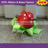 Wholesale Novelty Ribbon Hair Bow Animal Clip