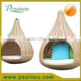 rattan nestrest/ birdnest/Outdoor Rattan hanging bed