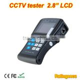 "3.5"" LCD screen portable cctv security vedio tester pro monitor for all kinds of cctv camera"