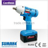 18V Brushless 1/2 inch Li-ion battery cordless impact wrench