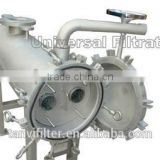 beat price &high quality water desalination machines Stainless steel 304/316 Large capacity filter