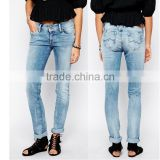 2015 fashion jeans women pop betty jeans ladies classic blue straight beg ripped boyfriend jeans