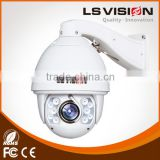 LS VISION Auto Tracking Camera 2MP High Speed IP67 Waterproof Full HD IP Camera With IR Distance 120 Meters