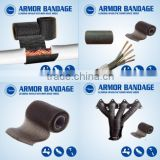 Industrial Black Color Household,Garden Tools Fix Tape/Electirc Cable Protection Anticorrosion Armor Bandage