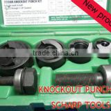 Knockout punch set 735BB 737BB