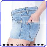 Women Fashion Design Casual Shorts Hotselling Fashion Shorts Casual Outing Tight Jeans Fresh Simple Sport Jeans