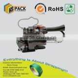 NEW products pneumatic Strapping Tool HS-19S PET PP strap welding tool for glass bottles strapping band