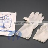 disposable sterilized latex surgical glove medical gloves malaysia