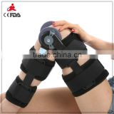 2015 new Knee joint immobilizer ROM angle adjustable Walker with knee support osteoarthritis hinge knee braces