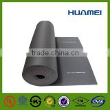 NBR/PVC flexible closed cell rubber thermal insulation sheet
