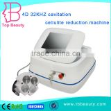Weight Loss Equipment Slimming Machine Ultrasonic 100J Fast Cavitation Radio Frequency Slimming System Machine Fat Freezing