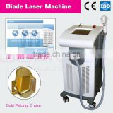 Leg Hair Removal Factory Direct Sale! Golden 808nm Diode Laser/diode Bikini / Armpit Hair Removal Female Laser Hair Removal For Permanent/hair Removal Wax/laser Hair Removal Machine 3000W