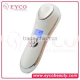 EYCO hot and cold beauty device 2016 new product sensitive skin care black skin care