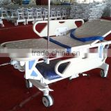 Manual patient stretcher cart RS111