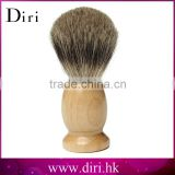 Boar bristle wooden hair brush,Cheap shaving set,gifts for handmade men