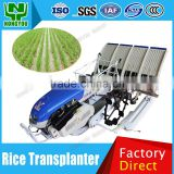 Manual Paddy Transplanter Manufacturer Chinese Factory Hand Paddy Planters Agricultural Machinery 2ZS-4A